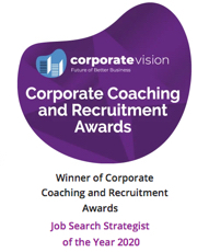 corporate awards job strategist 2020